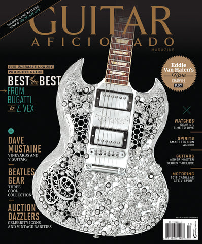 Guitar Aficionado – May/June 2016 - Best of the Best - NewBay Media Online Store