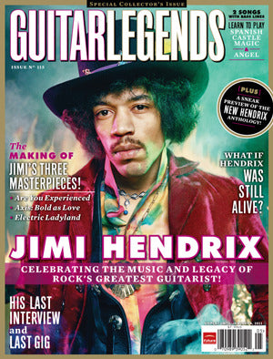 Guitar Legends - Jimi Hendrix