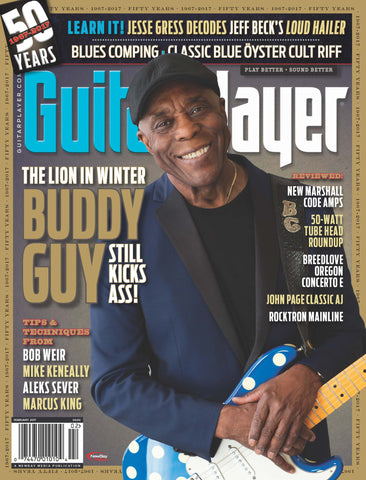 Guitar Player - February 2017 - Buddy Guy - NewBay Media Online Store