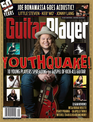 Guitar Player - September 2017 – Youthquake! - NewBay Media Online Store