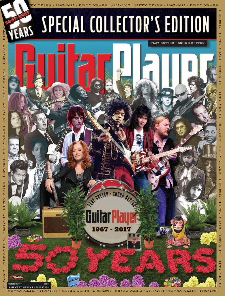 Guitar Player - October 2017 – Guitar Player 50th Anniversary - NewBay Media Online Store
