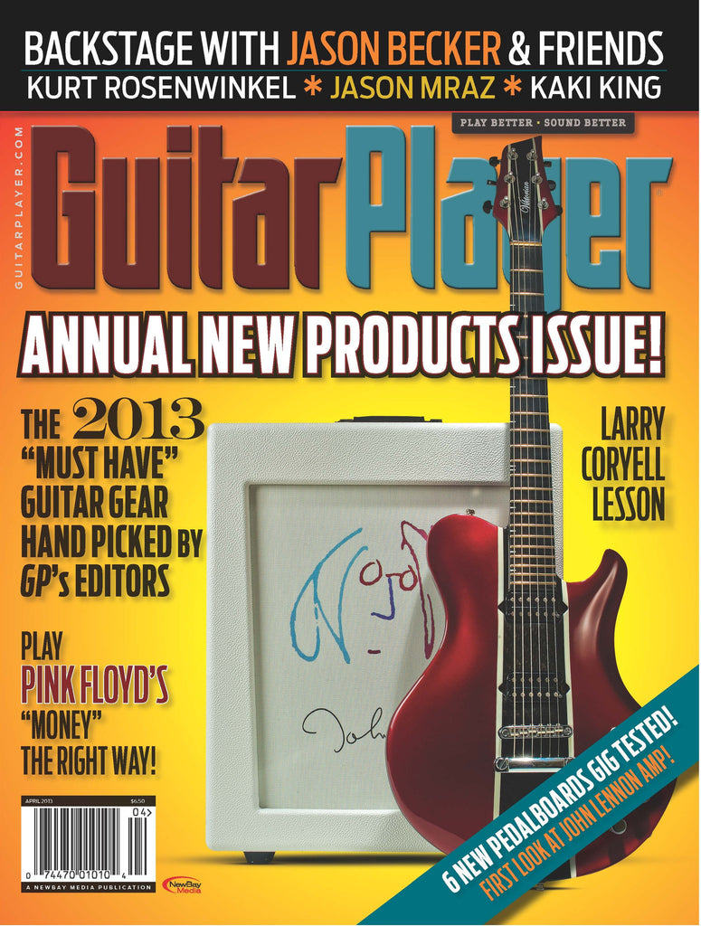 Guitar Player - April 2013 - New Products Issue