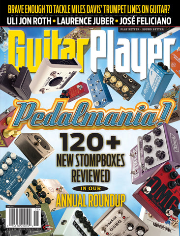 Guitar Player -  June 2015 - Pedalmania! - NewBay Media Online Store