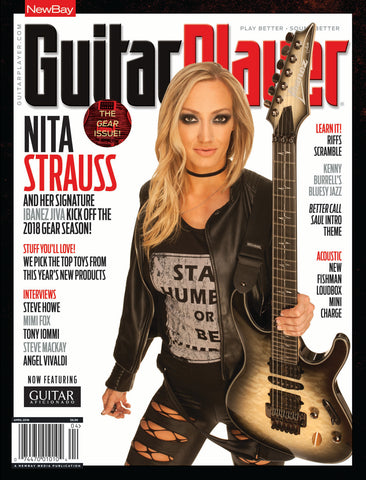 Guitar Player - April 2018 - NewBay Media Online Store