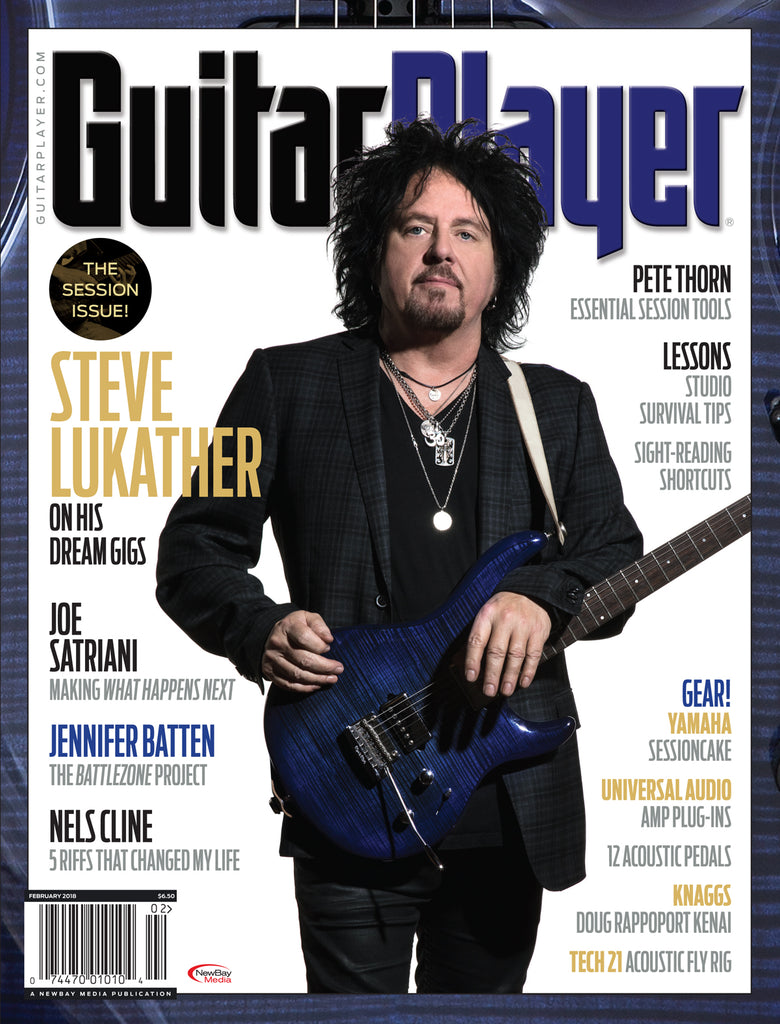Guitar Player - February 2018 - NewBay Media Online Store