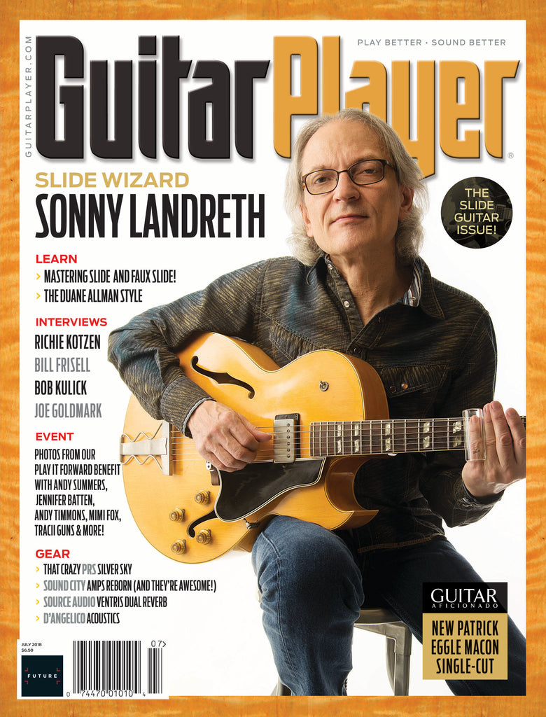 Guitar Player - July 2018