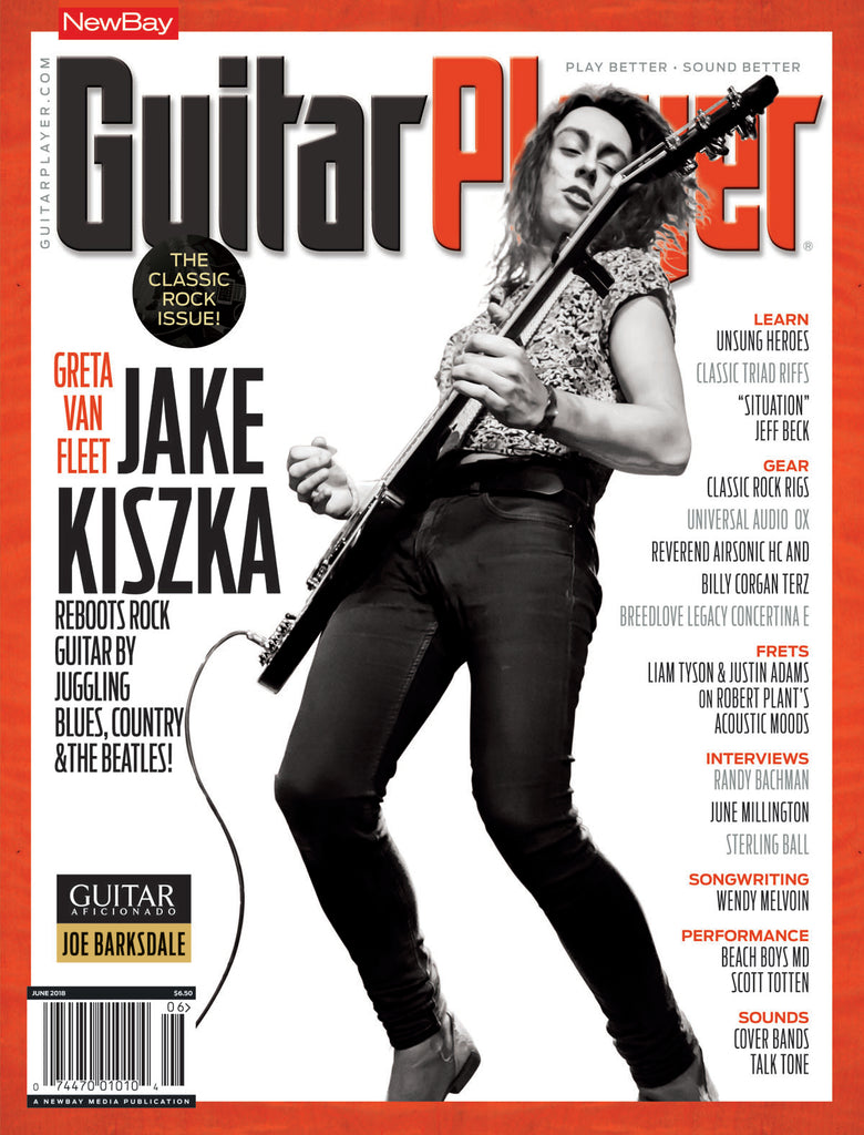 Guitar Player - June 2018 - NewBay Media Online Store