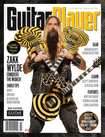 Guitar Player - March 2018 - NewBay Media Online Store