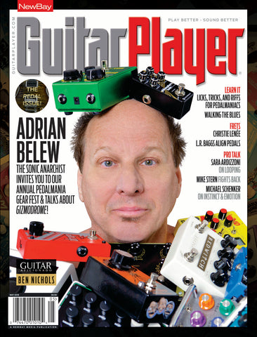Guitar Player - May 2018 - NewBay Media Online Store