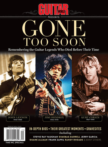 Guitar Legends - Gone Too Soon - NewBay Media Online Store