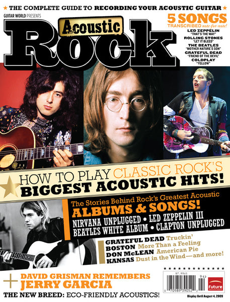 Acoustic Rock Magazine - 2009 - NewBay Media Online Store