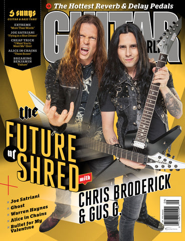 Guitar World - September 15 - Future of Shred