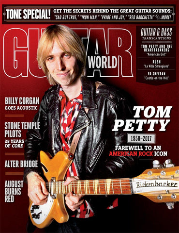 Guitar World - Holiday 2017 - Tom Petty Tribute - NewBay Media Online Store