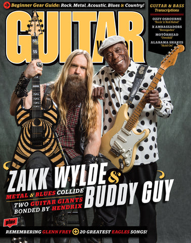 Guitar World - May 2016 - Zakk Wylde & Buddy Guy