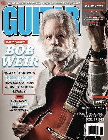 Guitar World - December 2016 - Bob Weir