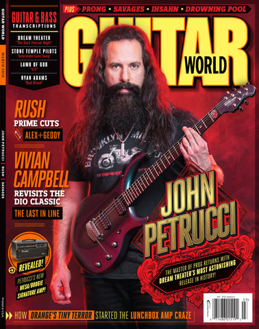 Guitar World - March 2016 - John Petrucci