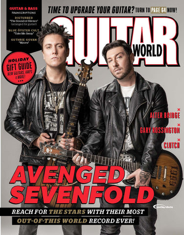 Guitar World - January 2017 - Avenged Sevenfold