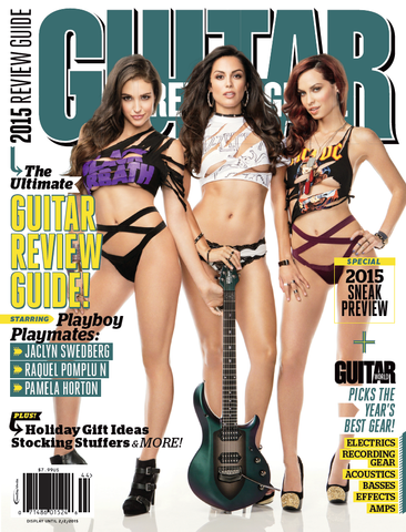 Guitar World - 2015 Guitar Review Guide