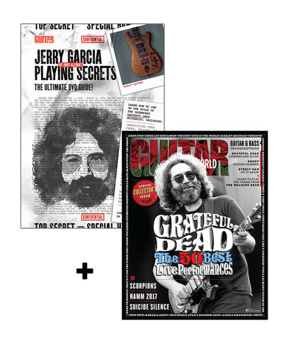 Jerry Garcia Bundle - NewBay Media Online Store