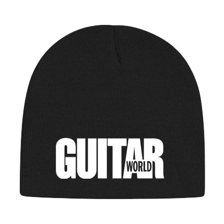 Guitar World Beanie