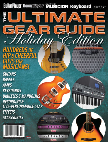 The Ultimate Gear Guide Holiday Edition - 2012