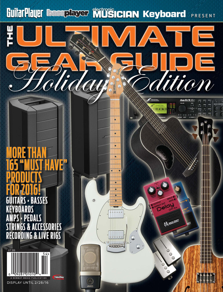 The Ultimate Gear Guide Holiday Edition - 2015