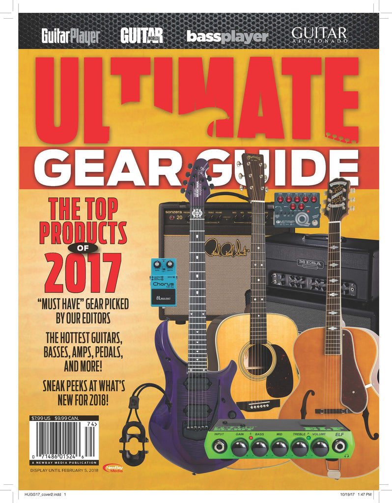 Holiday Ultimate Gear Guide - 2017