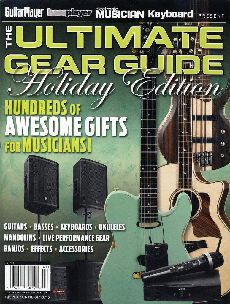 The Ultimate Gear Guide Holiday Edition - 2014