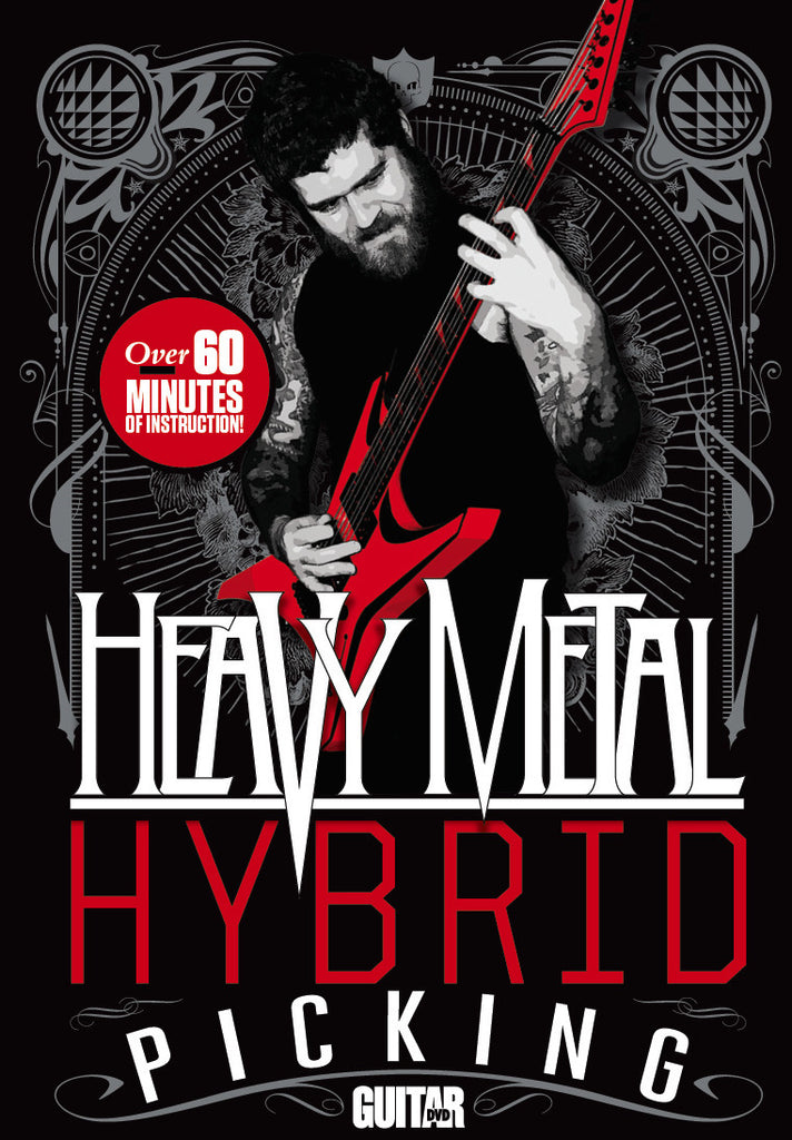 Heavy Metal Hybrid Picking DVD