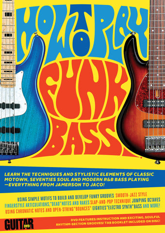 How To Play Funk Bass for Beginners!