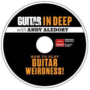 In Deep: How to Play Guitar Weirdness