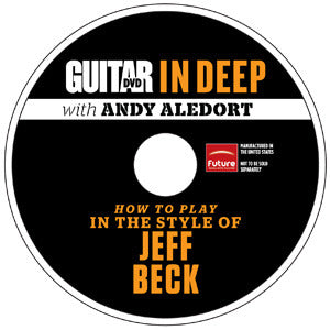 In Deep: How to Play in the Style of Jeff Beck