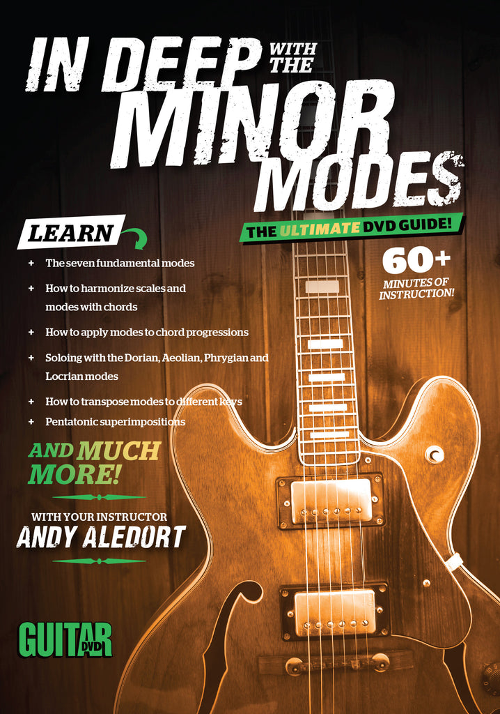 In Deep With the Minor Modes - DVD