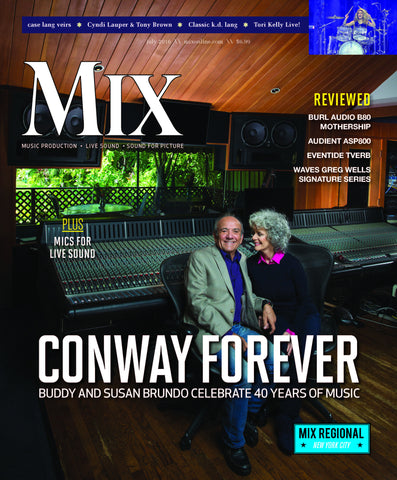 MIX - July 2016 - Conway Forever: Buddy And Susan Brundo Celebrate 40 Years Of Music
