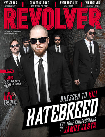 Revolver June/July 2016 Hatebreed