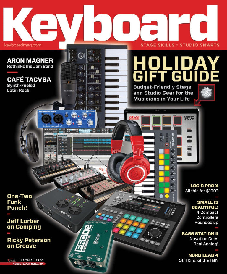 Keyboard - December 2013 - Holiday Gift Guide