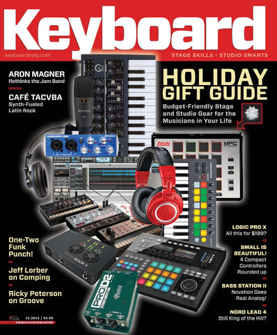 Keyboard - December 2013 - Holiday Gift Guide - NewBay Media Online Store