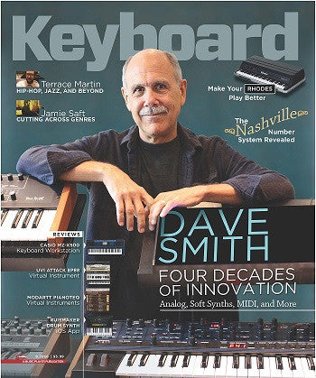 Keyboard Magazine - September 2016 - Dave Smith