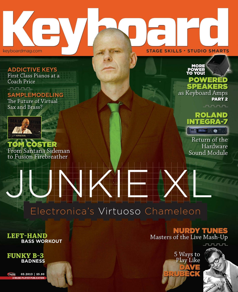 Keyboard - Mar 2013 - Junkie XL