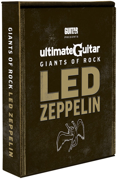 Ultimate Guitar's Giants of Rock: Led Zeppelin