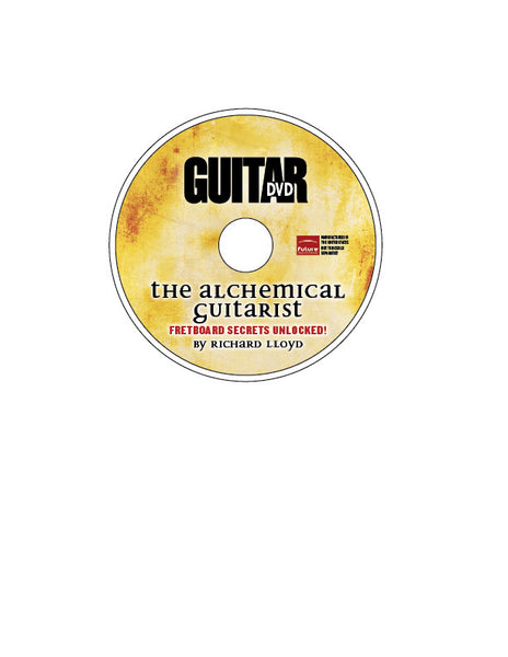 The Alchemical Guitarist DVD