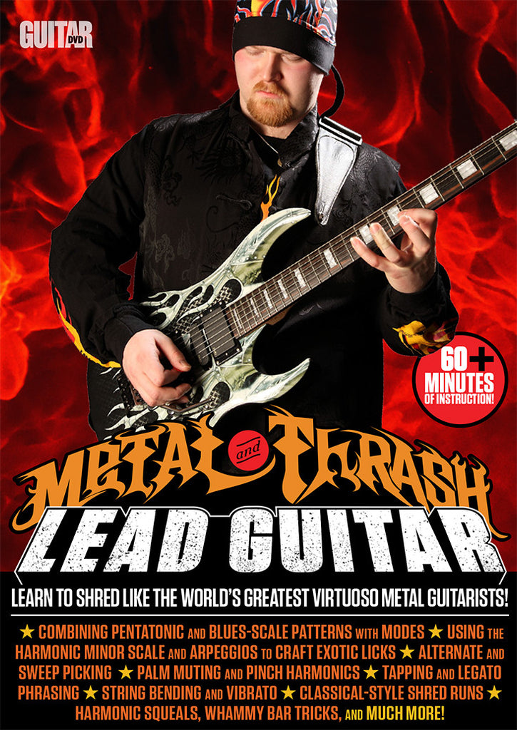 Metal & Thrash Lead Guitar