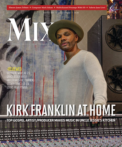 MIX - February 2018 - Kirk Franklin At Home - NewBay Media Online Store