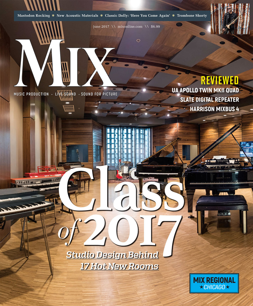 MIX - June 2017 - Studio Design Behind 17 Hot New Rooms