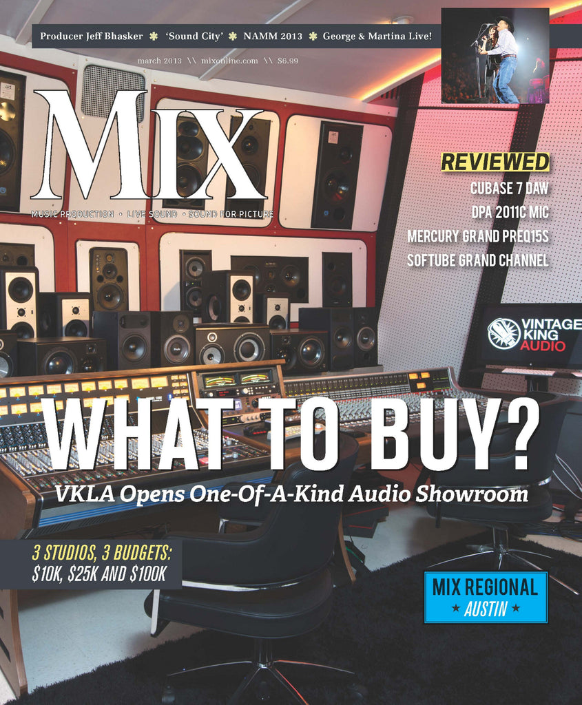 MIX - March 2013 - What to Buy - NewBay Media Online Store