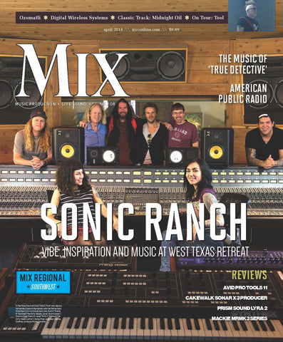 MIX - April 2014 - Sonic Ranch