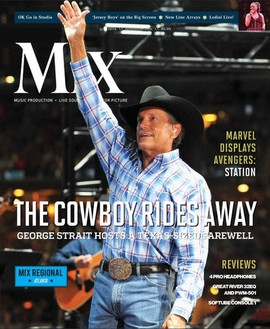MIX - July 2014 - George Strait
