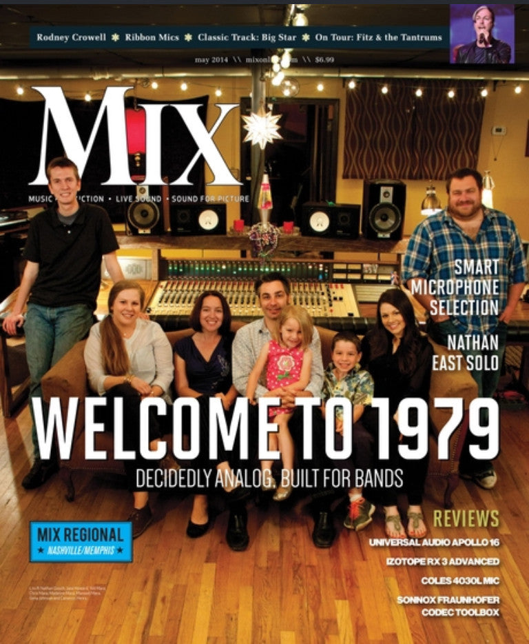 MIX - May 2014 - Welcome to 1979
