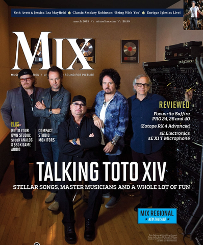MIX - March 2015 - Talking Toto XIV