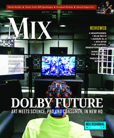 MIX - April 2016 - Dolby Future